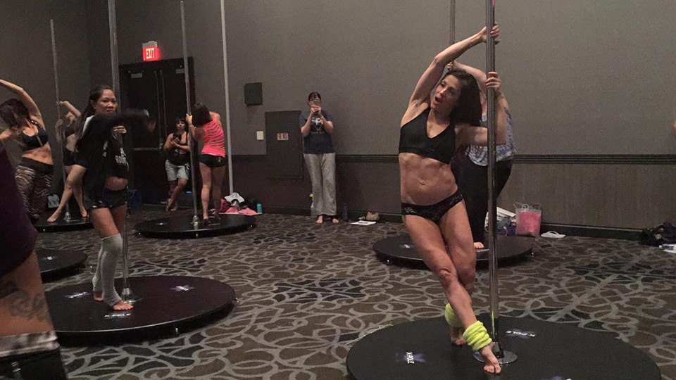 Pole Expo 2015 Madness!!!