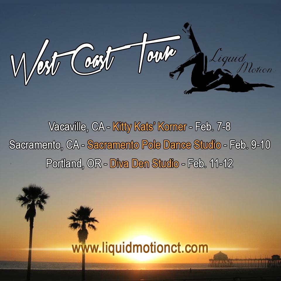 Liquid Motion's West Coast Tour Around The Corner!