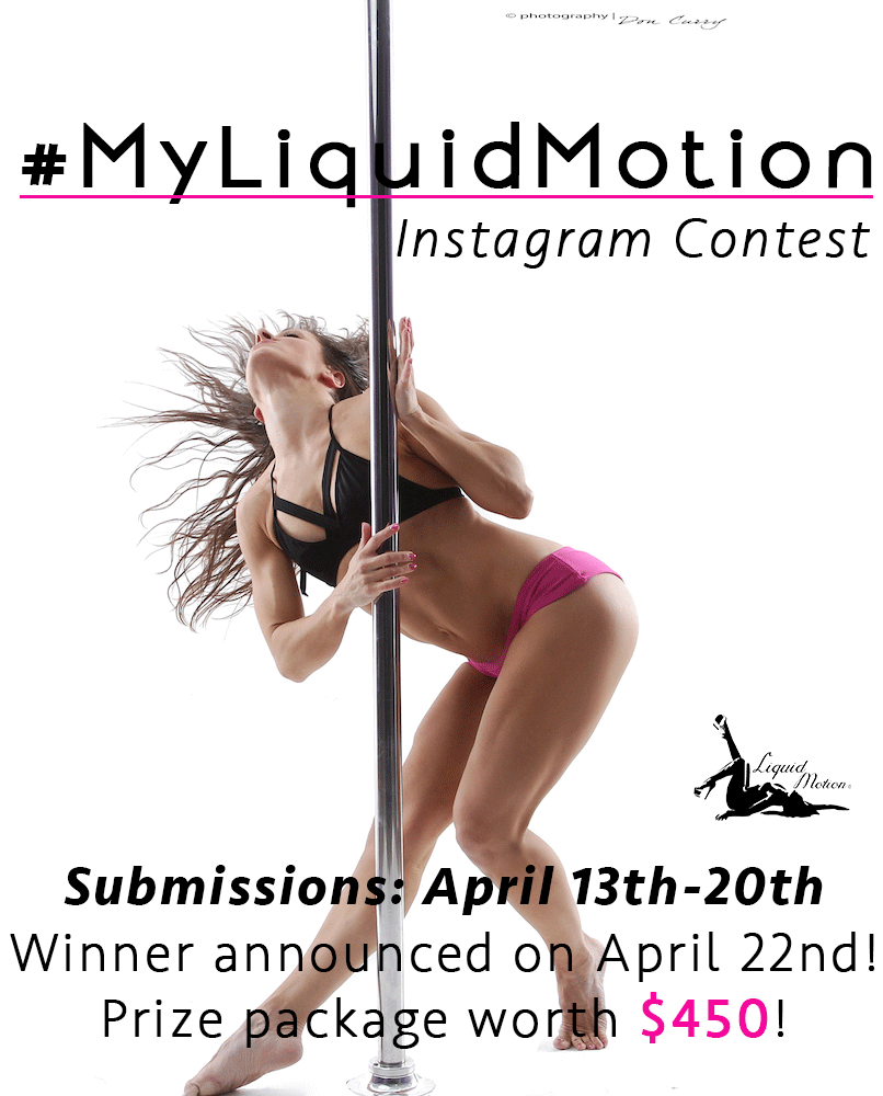 Myliquidmotion Contest Flyer